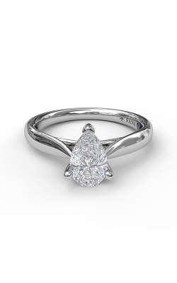 Fana Solitaire Engagement ring S3959 product image