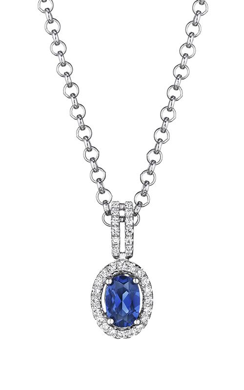 Fana Gemstone Necklace P1373S product image