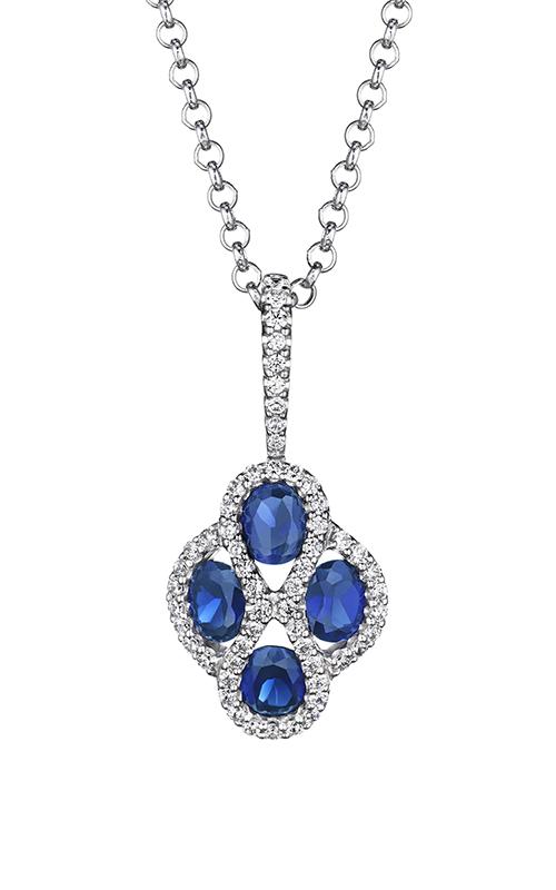 Fana Gemstone Necklace P1377S product image