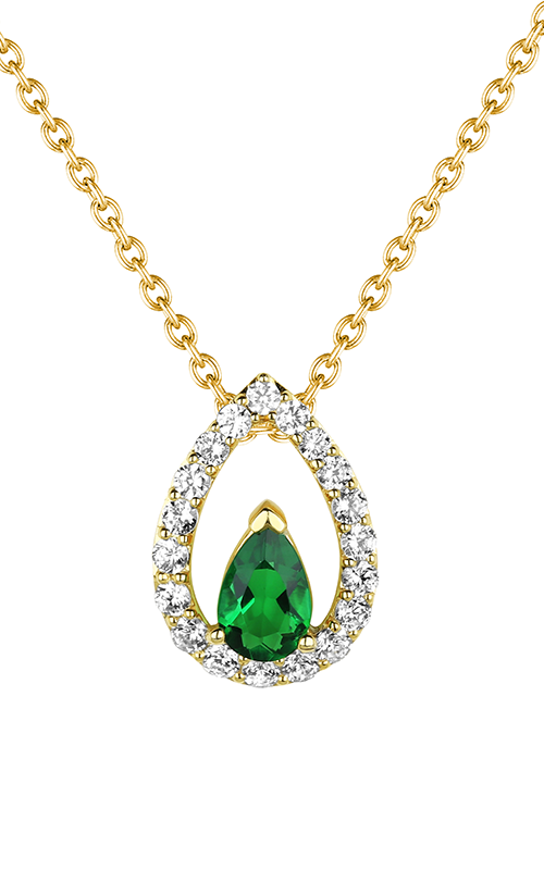 Fana Gemstone Necklace P1392E product image