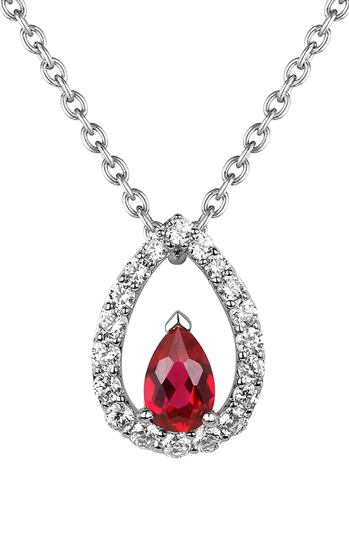 Fana Gemstone Necklace P1392R product image