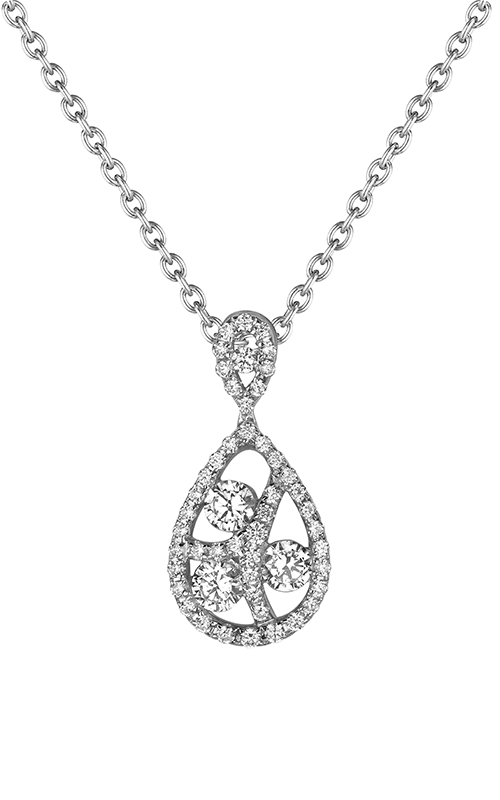 Fana Diamond Necklace P3952 product image