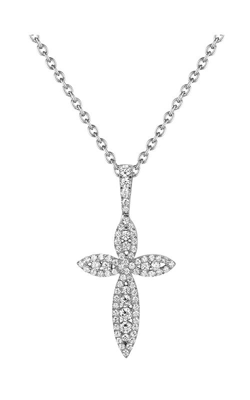 Fana Diamond Necklace P3953 product image