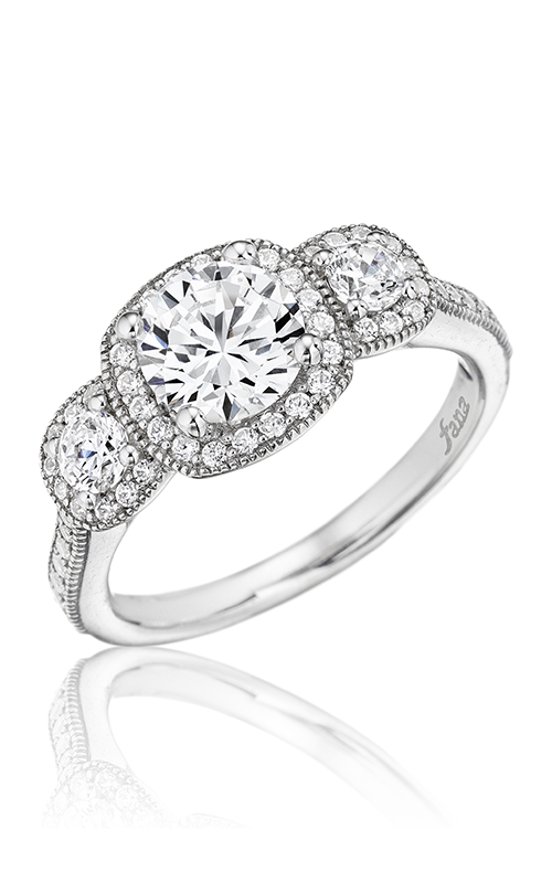 Fana Classic Engagement ring, S2519 product image