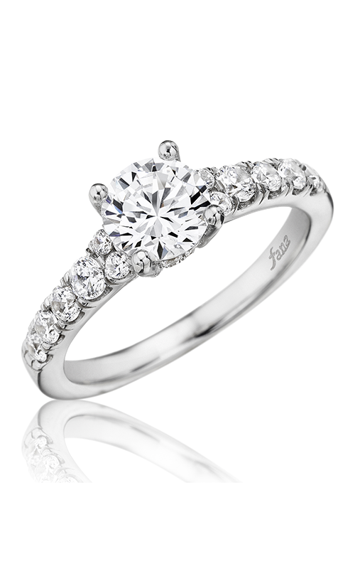 Fana Classic Engagement ring, S2413RG product image