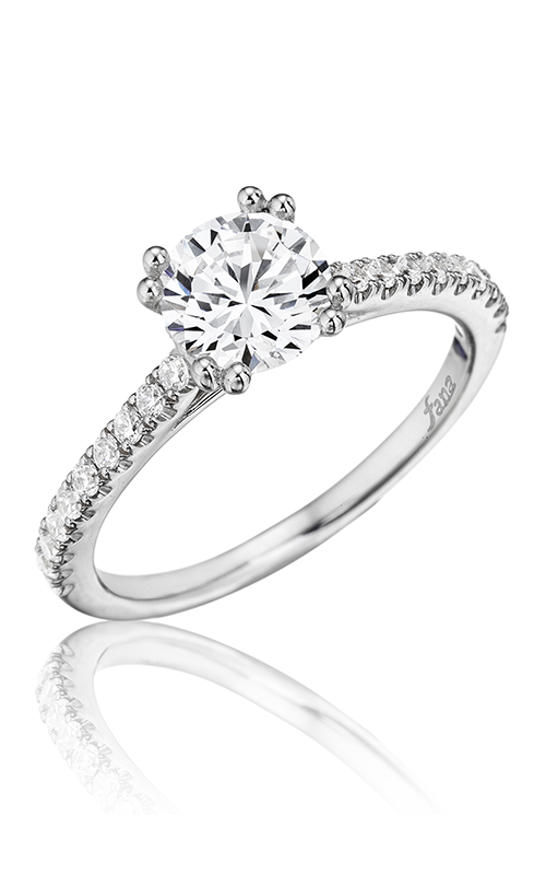 Fana Classic Engagement ring, S2526 product image