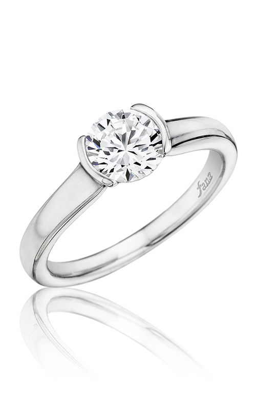 Fana Classic Engagement ring, S2545 product image