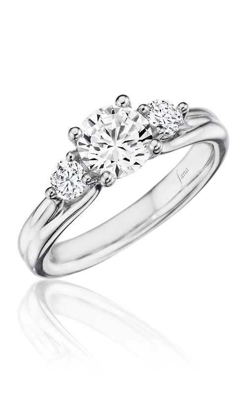 Fana Classic Engagement ring S2520 product image