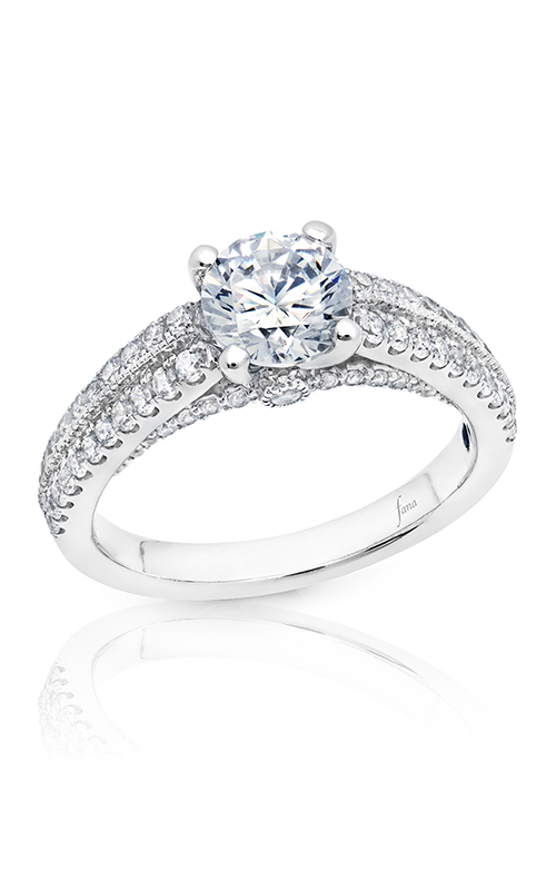 Fana Classic Engagement ring S2743 product image
