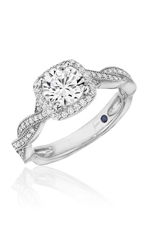 Fana Classic Engagement ring, S2754YG product image