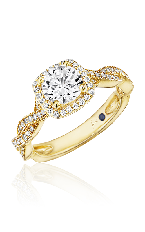 Fana Classic Engagement ring S2754YG product image