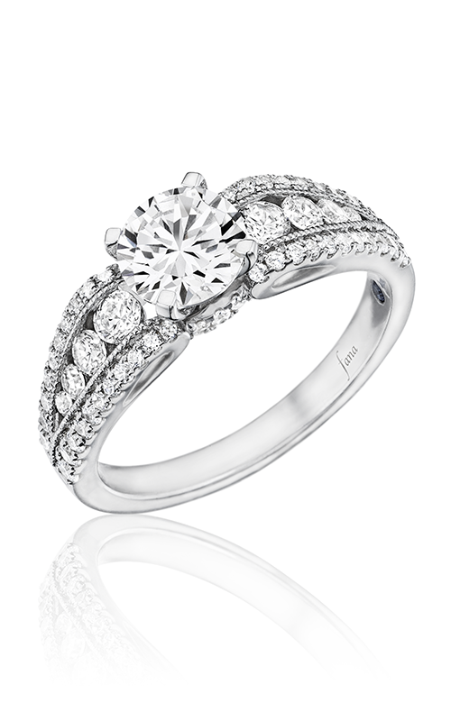 Fana Classic Engagement ring, S2762 product image