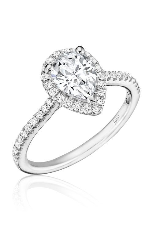 Fana Classic Engagement ring, S2791 product image