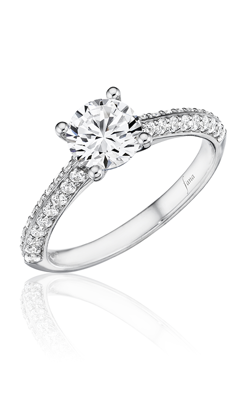 Fana Classic Engagement ring, S2809 product image