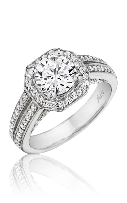 Fana Designer Engagement ring S2473 product image