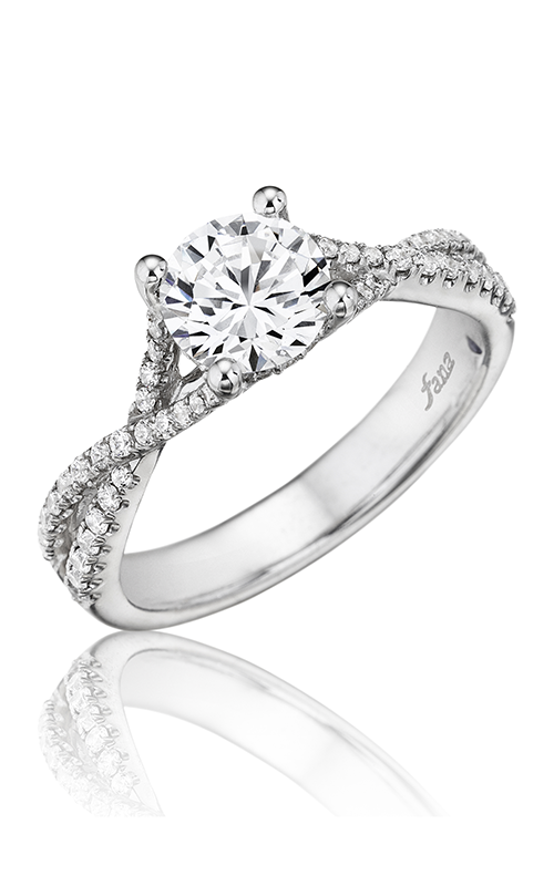 Fana Designer Engagement ring S2479 product image