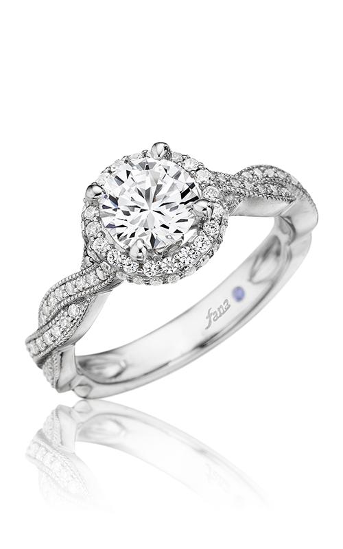 Fana Designer Engagement ring S2592 product image