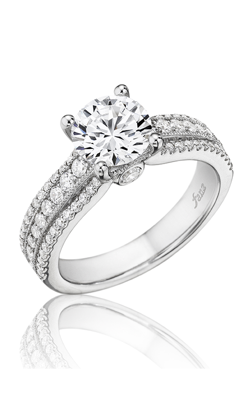 Fana Designer Engagement ring S2602YG product image