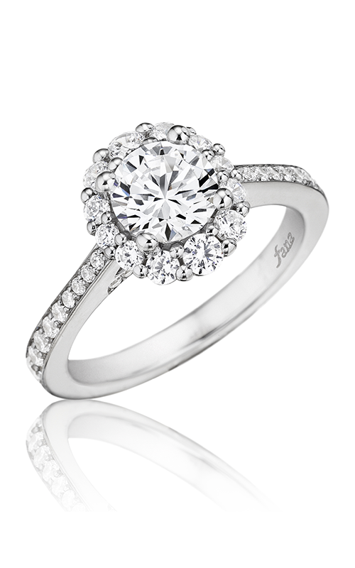 Fana Designer Engagement ring S2604 product image