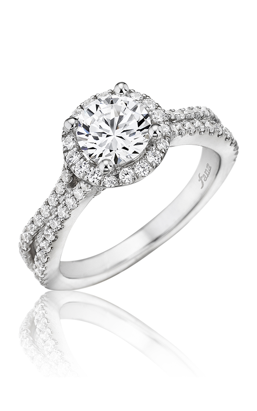 Fana Designer Engagement ring S2630 product image