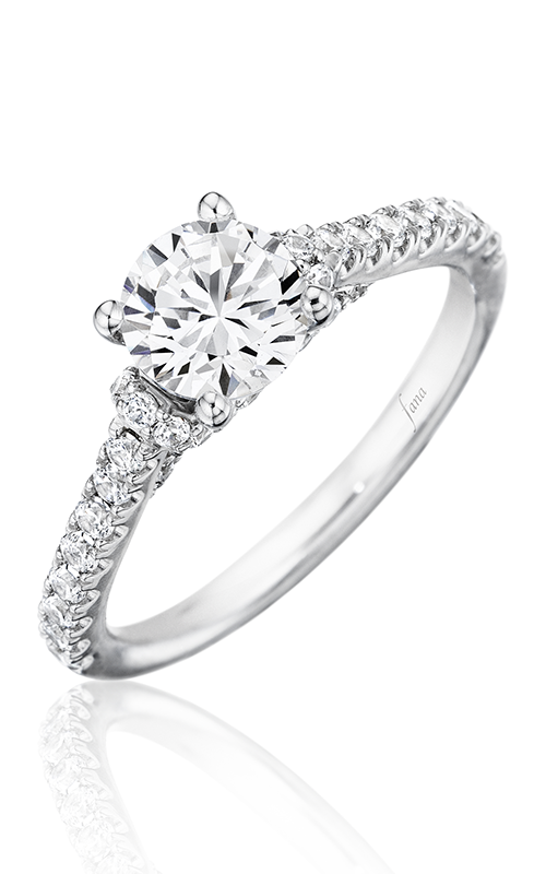 Fana Designer Engagement ring S2529 product image