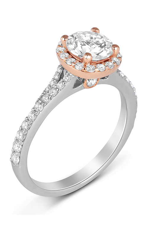 Fana Halo Engagement ring S2365RG product image