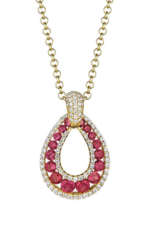 Fana Gemstone Necklace P1289R product image