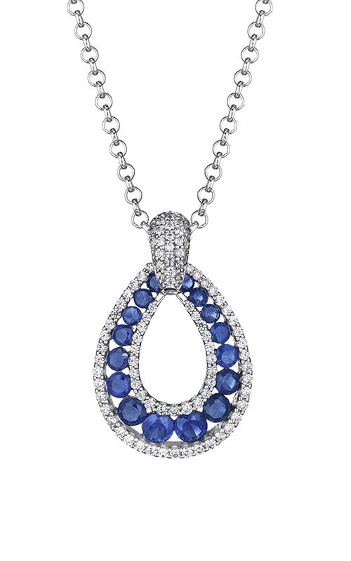 Fana Gemstone Necklace P1289S product image