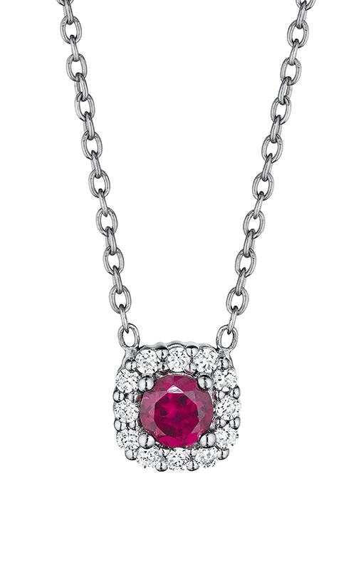 Fana Gemstone Necklace P1504R product image