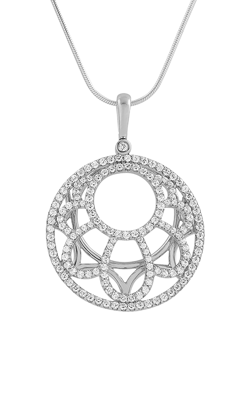 Fana Diamond Necklace P3765 product image