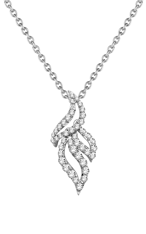 Fana Diamond Necklace P3881 product image