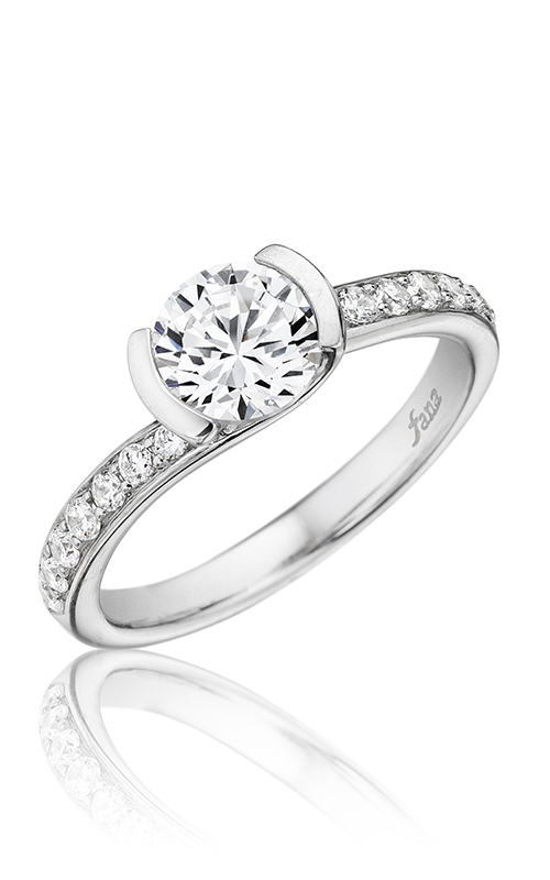 Fana Classic Engagement ring S2543 product image