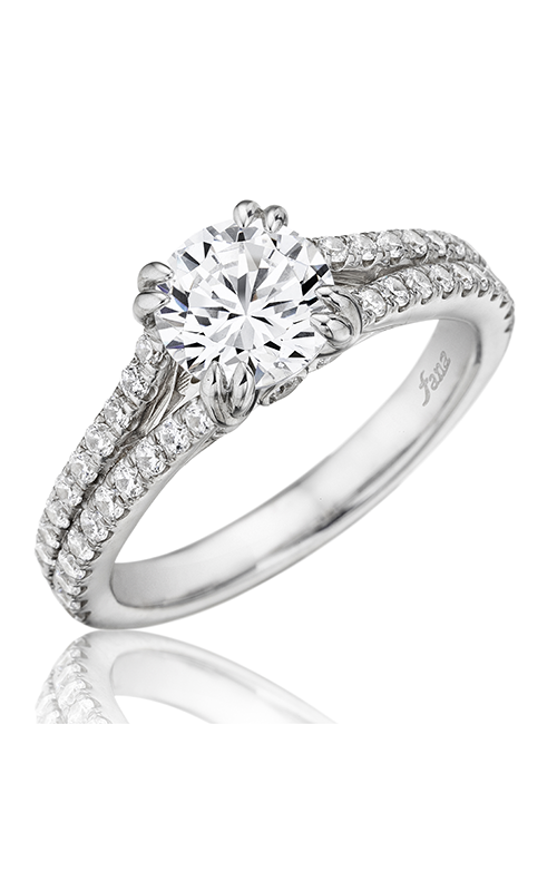 Fana Classic Engagement ring S2418 product image