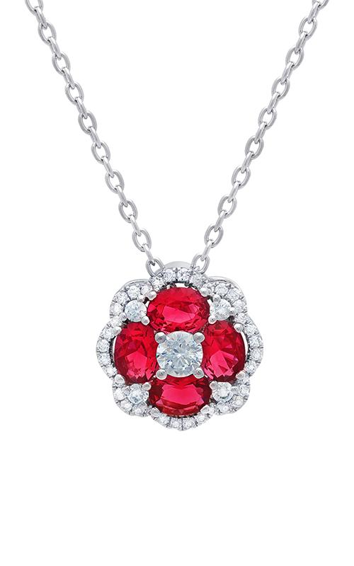 Fana Gemstone Necklace P1574R product image