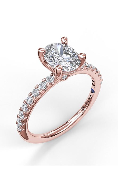 Fana Classic Engagement ring S3002 product image