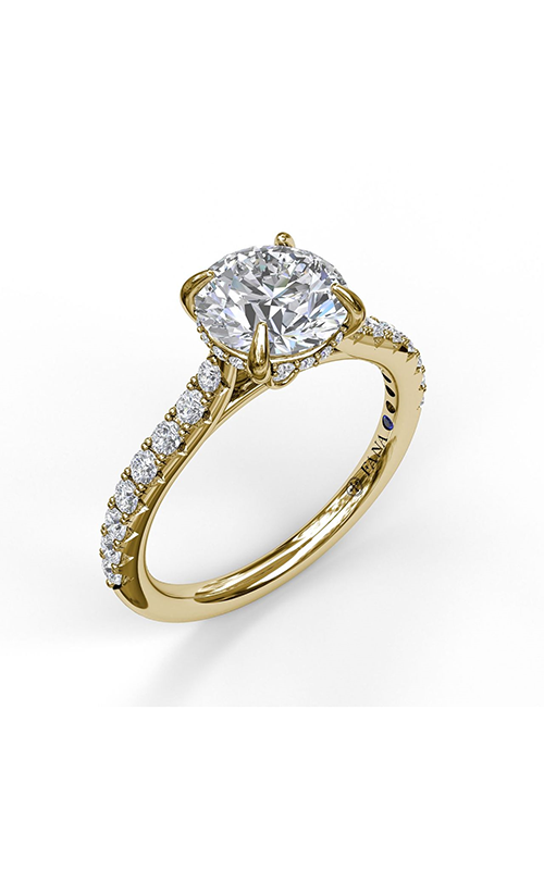 Fana Classic Engagement ring S3024 product image