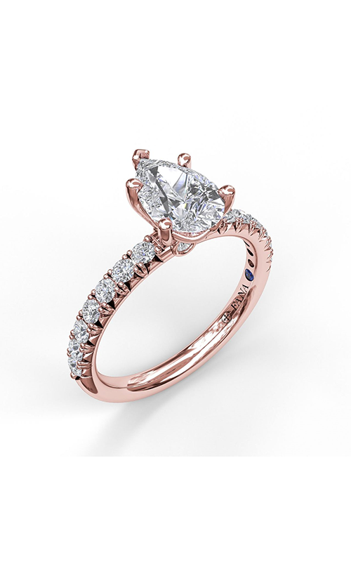 Fana Classic Engagement ring S3032 product image
