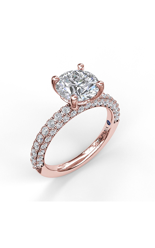 Fana Classic Engagement ring S3034 product image