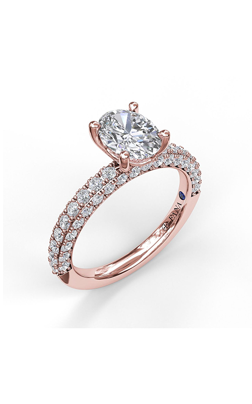 Fana Classic Engagement ring S3035 product image