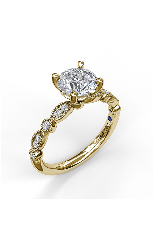 Fana Classic Engagement ring S3040 product image