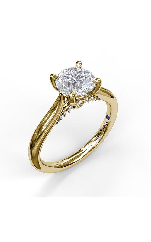 Fana Classic Engagement ring S3046 product image