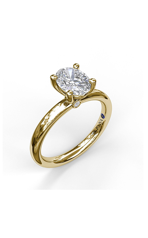 Fana Classic Engagement ring S3050 product image