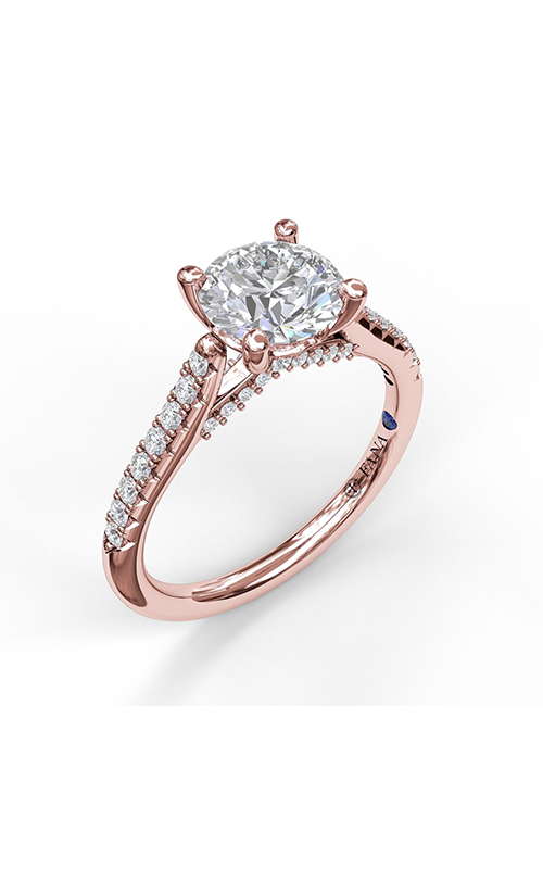 Fana Classic Engagement ring S3058 product image