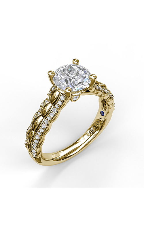 Fana Classic Engagement ring S3067 product image