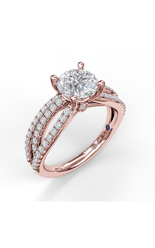 Fana Classic Engagement ring S3074 product image