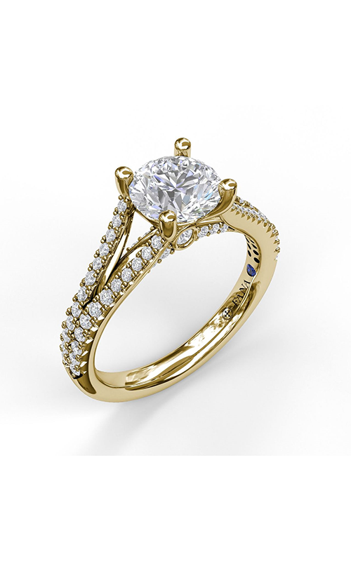 Fana Classic Engagement ring S3078 product image
