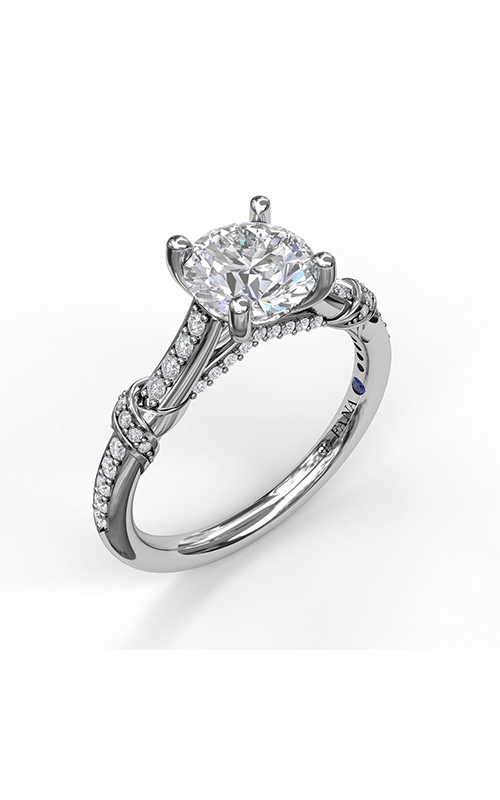 Fana Classic Engagement ring S3087 product image