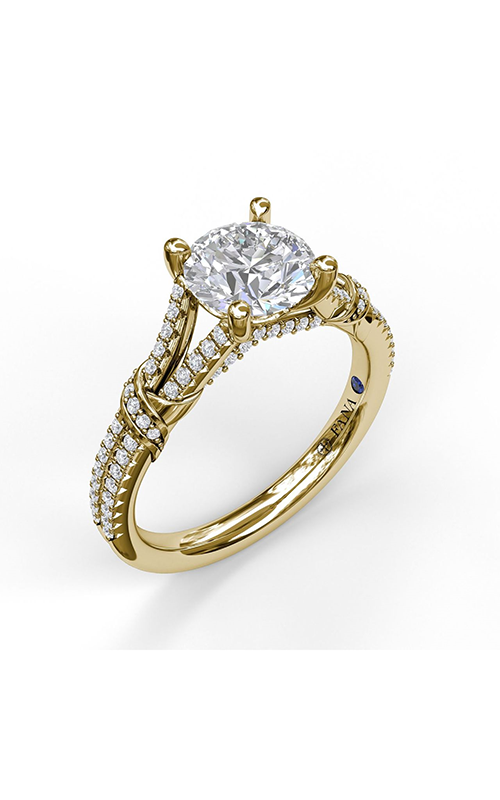Fana Classic Engagement ring S3088 product image