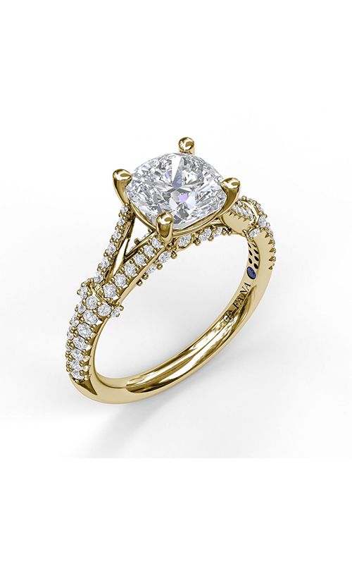 Fana Classic Engagement ring S3097 product image