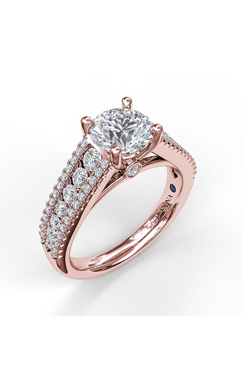 Fana Classic Engagement ring S3391 product image